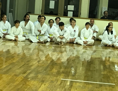 Children and Martial Arts