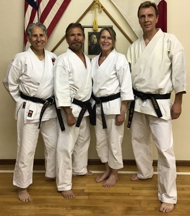 core group of instructors